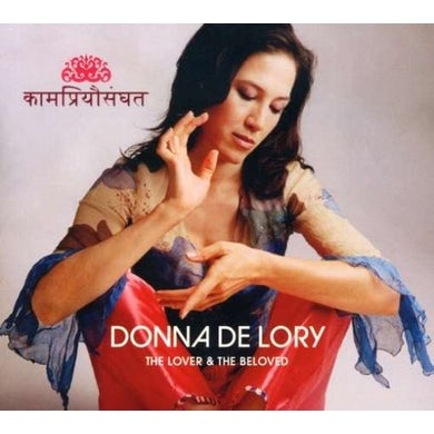 Donna De Lory LOVER & THE BELOVED CD