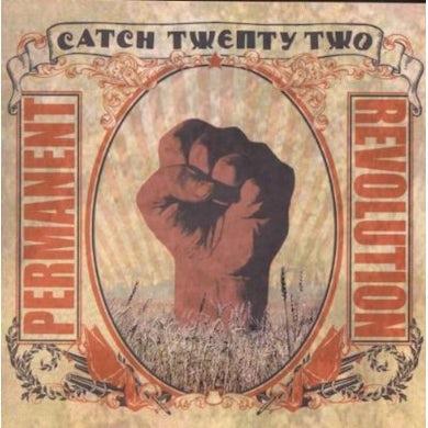 Catch 22 PERMANENT REVOLUTION CD