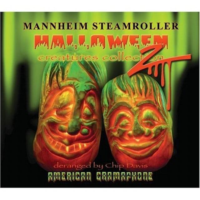 Mannheim Steamroller HALLOWEEN 2: CREATURES COLLECTION CD
