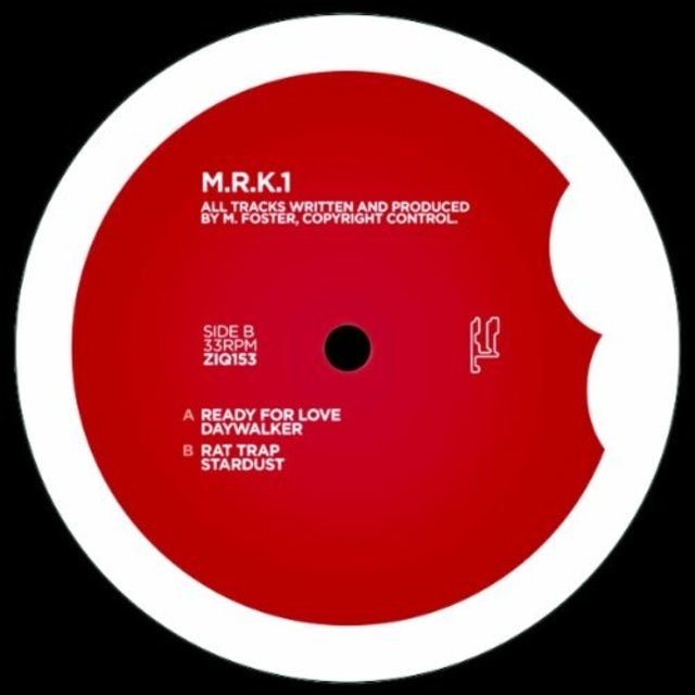 Mrk1 READY FOR LOVE Vinyl Record