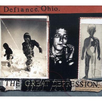 Defiance Ohio GREAT DEPRESSION CD