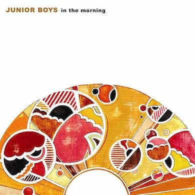 Junior Boys IN THE MORNING / EQUALIZER Vinyl Record