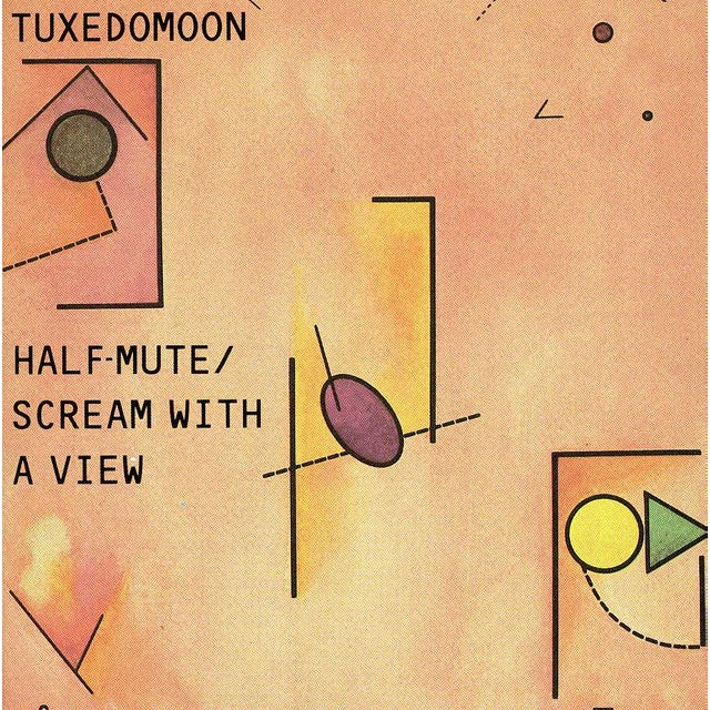 Tuxedomoon HALF MUTE / SCREAM WITH A VIEW CD