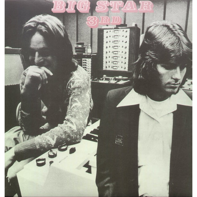 Big Star 3RD Vinyl Record
