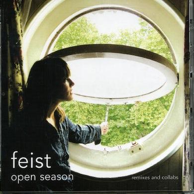 Feist OPEN SEASON (EUROPEAN VERSION) CD