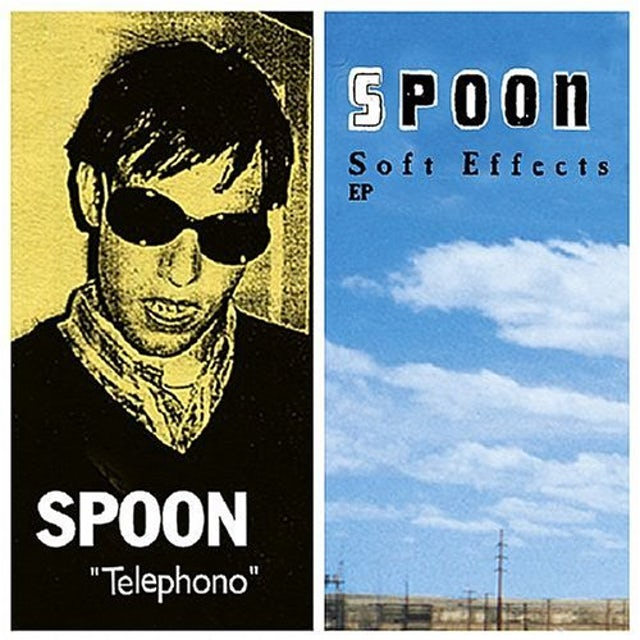 Spoon TELEPHONO & SOFT EFFECTS CD