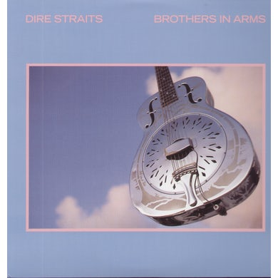 Dire Straits BROTHERS IN ARMS Vinyl Record