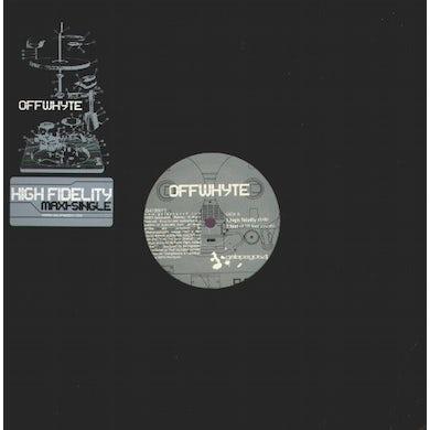 Offwhyte HIGH FIDELITY Vinyl Record
