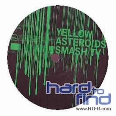 Smash Tv YELLOW ASTEROIDS Vinyl Record