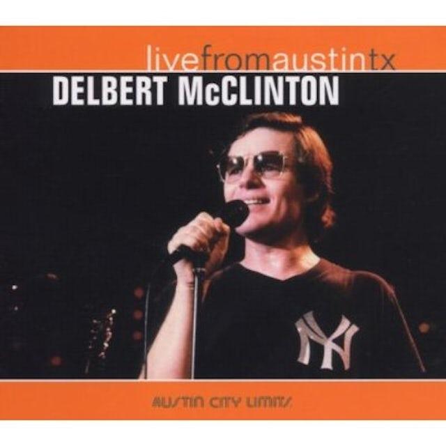 Delbert Mcclinton LIVE FROM AUSTIN TX CD