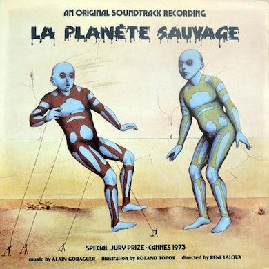 LA PLANETE SAUVAGE Vinyl Record