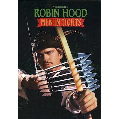 ROBIN HOOD: MEN IN TIGHTS DVD