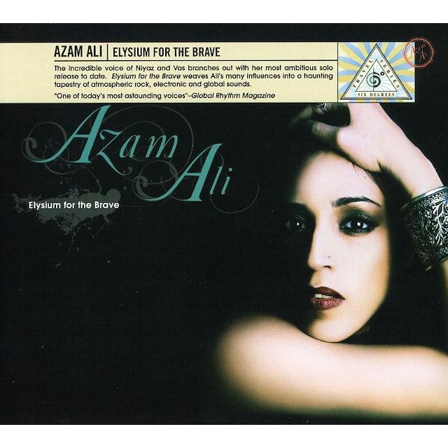 Azam Ali ELYSIUM FOR THE BRAVE CD