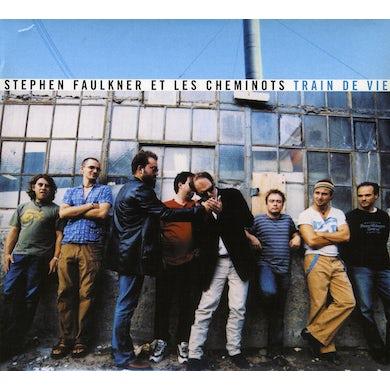 Stephen Faulkner TRAIN DE VIE CD