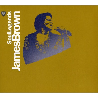 James Brown SOUL LEGENDS CD