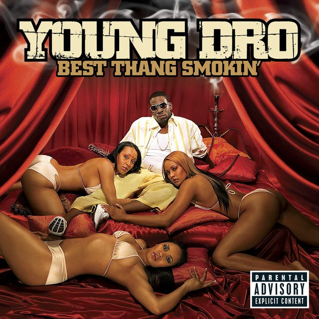Young Dro BEST THANG SMOKIN (Vinyl)