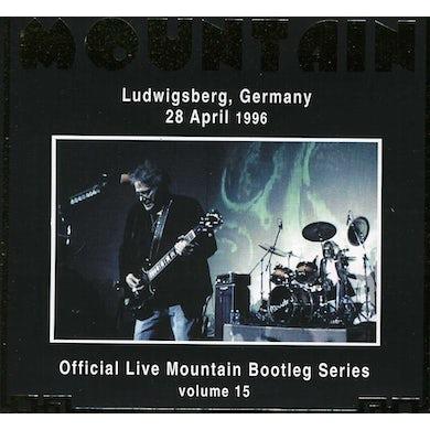 Mountain LUDWIGSBERG 1996 15 CD