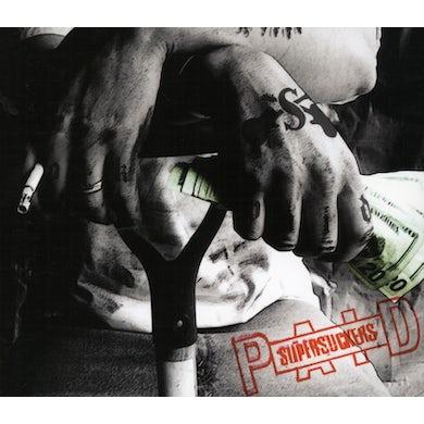 Supersuckers PAID CD