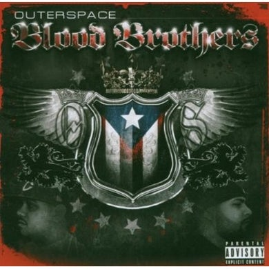Outerspace BLOOD BROTHERS CD
