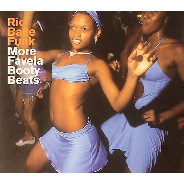 Rio Baile Funk: More Favela Booty Beats / Various Vinyl Record