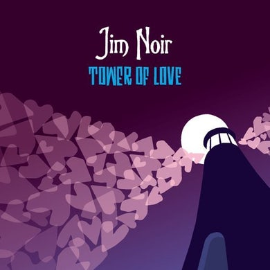 Jim Noir TOWER OF LOVE CD