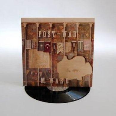 M Ward POST-WAR Vinyl Record