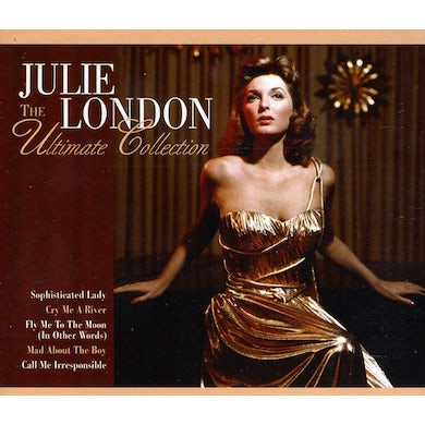 Julie London ULTIMATE COLLECTION CD