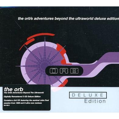 ORB'S ADVENTURES BEYOND THE ULTRAWORLD CD