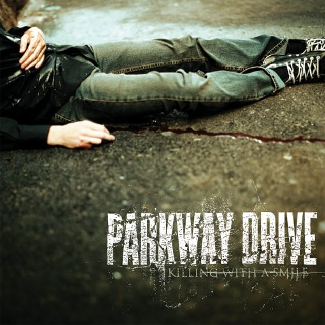 Parkway Drive KILLING WITH A SMILE CD
