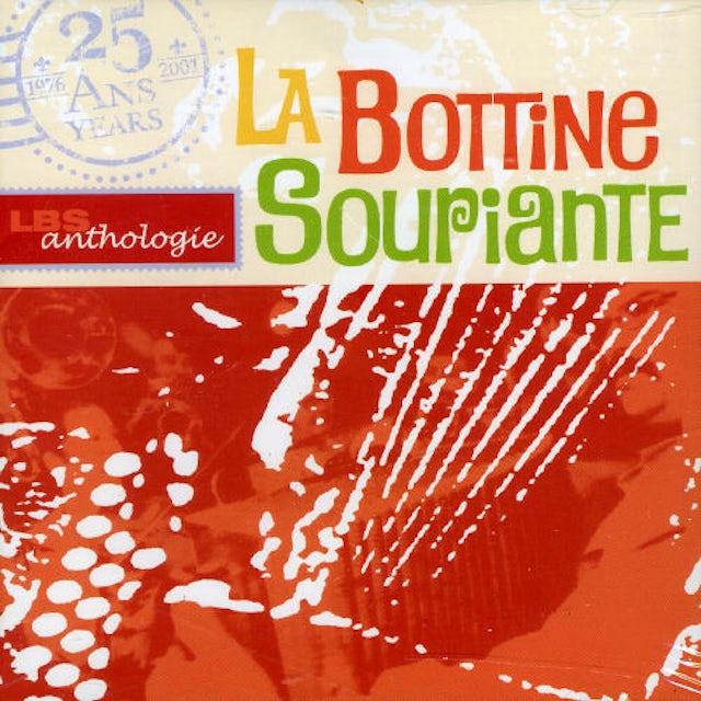 Bottine Souriante ANTHOLOGIE CD