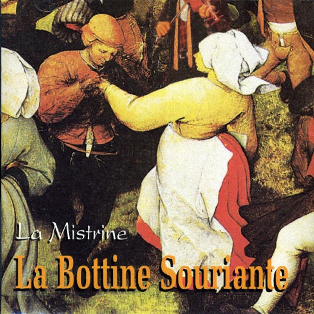 Bottine Souriante MISTRINE CD