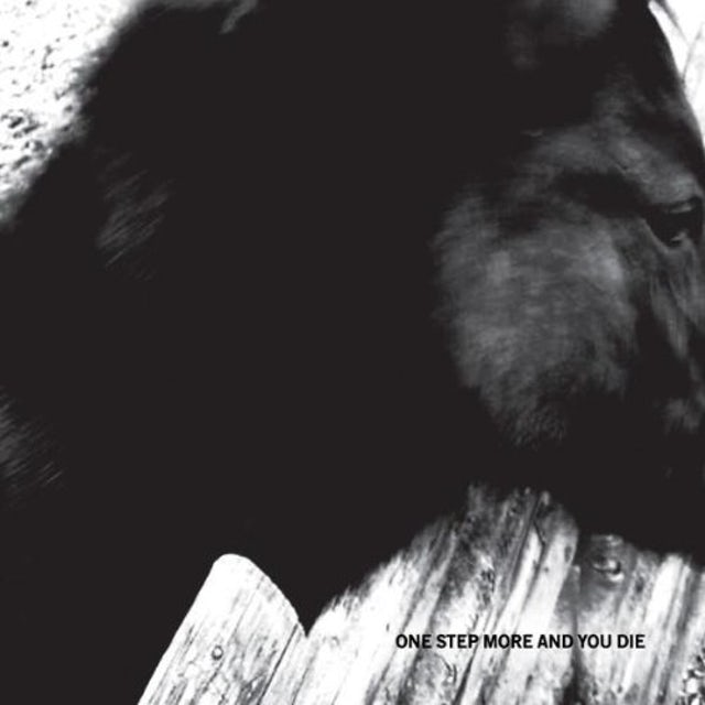 Mono ONE STEP MORE & YOU DIE CD
