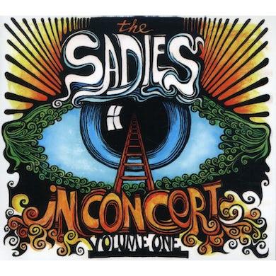 The Sadies IN CONCERT 1 CD