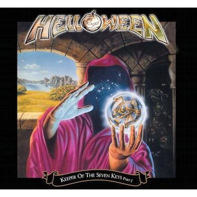 Helloween KEEPER OF THE SEVEN KEYS PART 1 CD