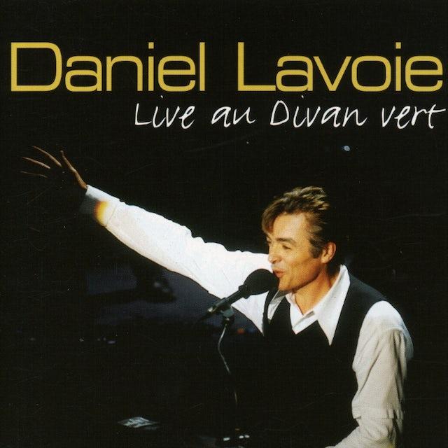 Daniel lavoie LIVE AU DIVAN VERT CD