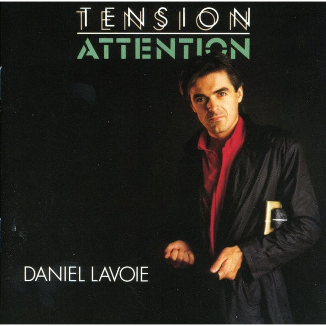 Daniel lavoie TENSION ATTENTION CD