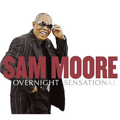 Sam Moore OVERNIGHT SENSATIONAL CD