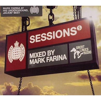 SESSIONS MIXED BY MARK FARINA CD