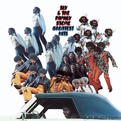 Sly & The Family Stone GREATEST HITS CD