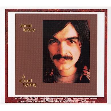 Daniel lavoie COURT TERME / BERCEUSE CD