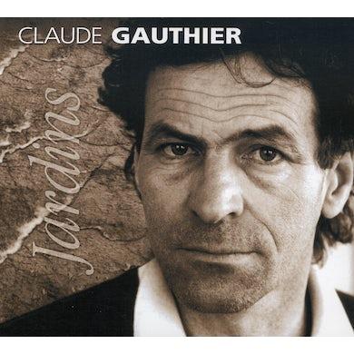 Claude Gauthier JARDINS CD