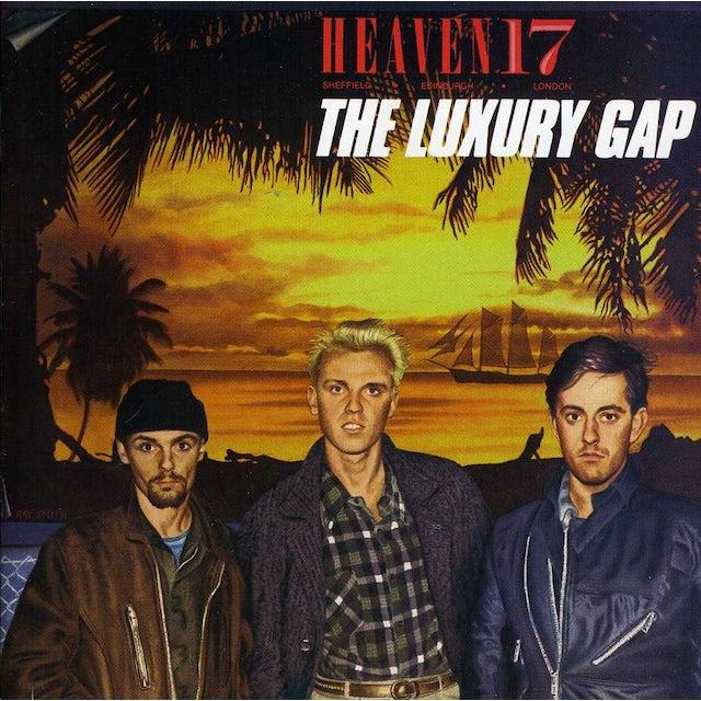 Heaven 17 LUXURY GAP CD