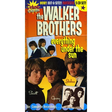 Walker Brothers EVERYTHING UNDER THE SUN CD