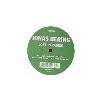 Jonas Bering LOST PARADISE Vinyl Record