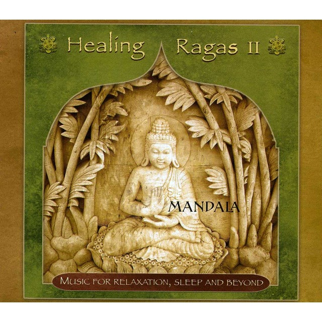 Mandala HEALING RAGAS 2 CD