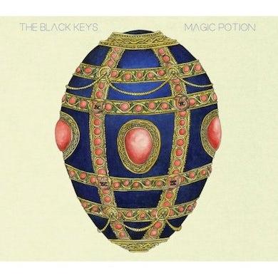 Black Keys MAGIC POTION CD