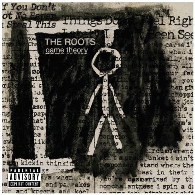 The Roots GAME THEORY Vinyl Record