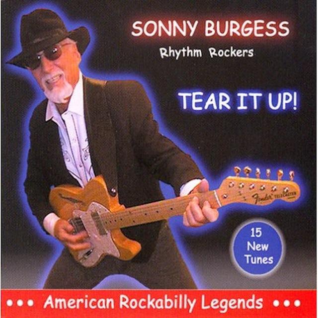 Sonny Burgess TEAR IT UP CD