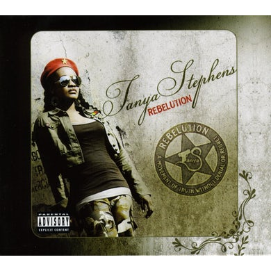 Tanya Stephens REBELUTION CD