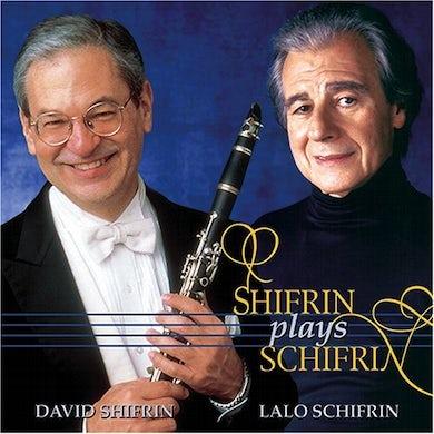Lalo Schifrin SHIFRIN PLAYS SCHIFRIN CD